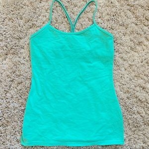Lululemon power Y tank top